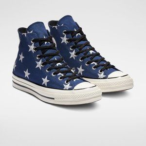 CONVERSE Chuck Taylor All Star 70 HI SHOES Navy